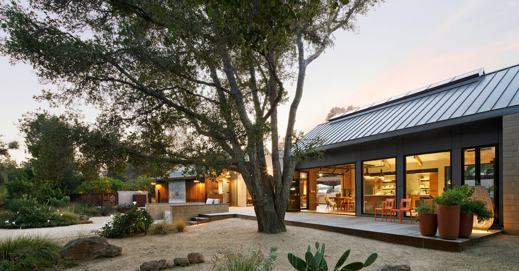 A Sonoma County House Built to Welcome Friends